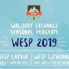 Vaikų stovykla WESP 2019