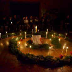 Adventas – susikaupimo metas laukiant Kalėdų stebuklo